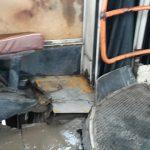 Жуткое состояние одного из столичных автобусов запечатлел кишиневец (ФОТО, ВИДЕО)