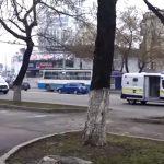 И смех, и грех: новый бус для заключенных разъезжал по Кишиневу настежь открытым (ВИДЕО)