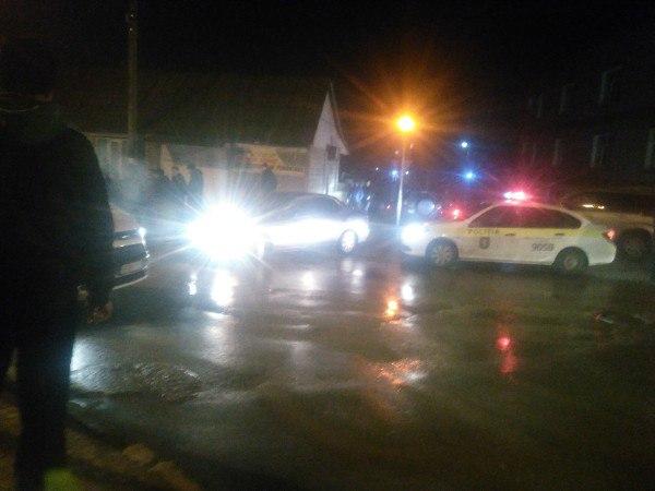 В Комрате женщину с ребенком сбили на пешеходном переходе
