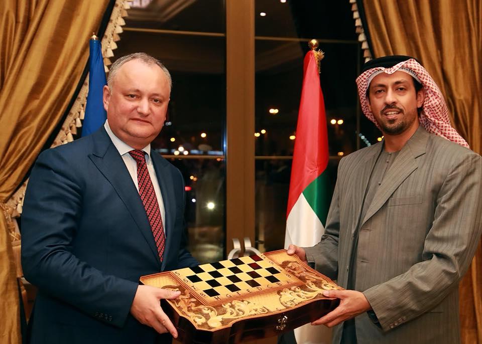 Молдавские шахматисты примут участие во Всемирной шахматной олимпиаде в Батуми