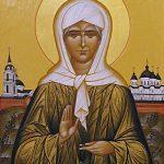 В Кафедральный собор Кишинева привезут икону и мощи святой Матроны Московской