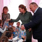 Фонд первой леди продолжает помогать детсадам по всей республике (ФОТО)