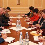 Додон: Сокращение численности населения - одна из наиболее острых проблем Молдовы