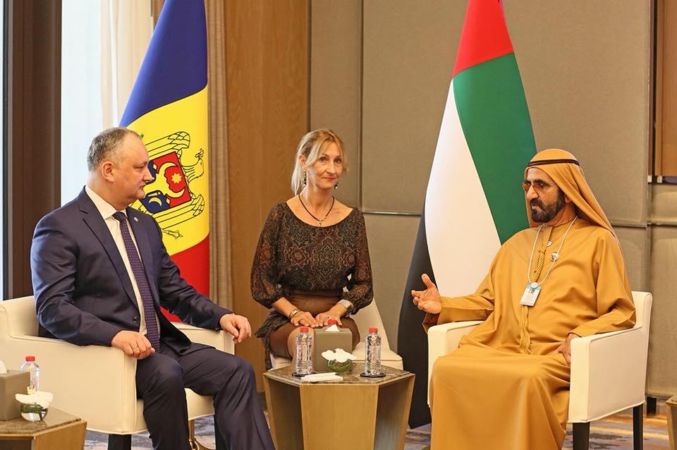 В Абу-Даби будет открыто посольство Молдовы, а в Дубае – генконсульство