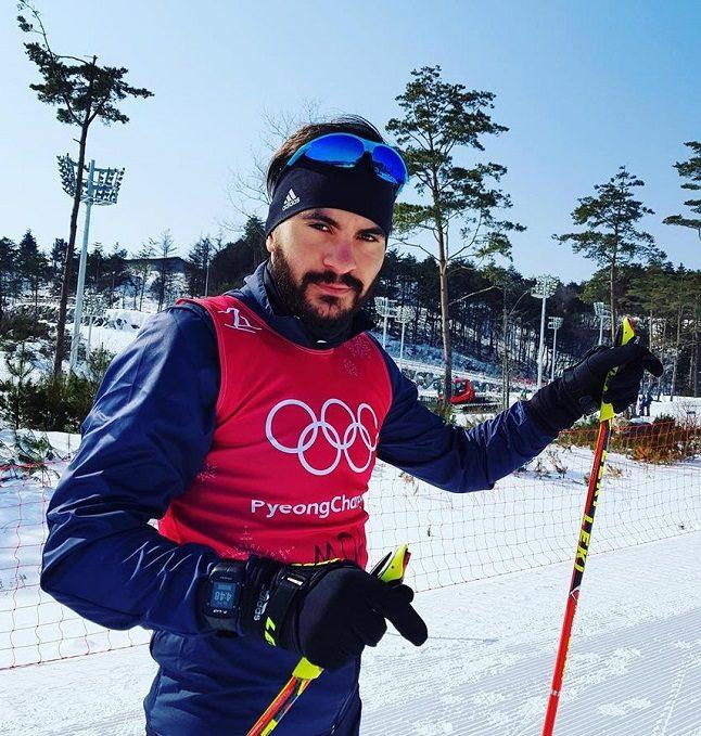 Молдавский спортсмен финишировал под 106 номером в лыжной гонке в Пхёнчхане