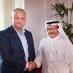 Президент и крупнейший инвестор из Саудовской Аравии договорились о строительстве многофункционального спортивного комплекса в Молдове
