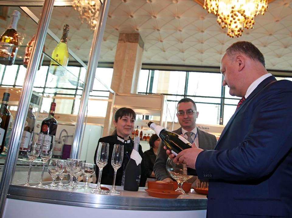 Поставки молдавских вин в СНГ выросли на 16% и почти в 2 раза превысили экспорт в ЕС