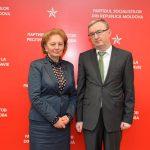 Гречаный: ПСРМ будет последовательно отстаивать суверенитет, независимость и нейтралитет Молдовы