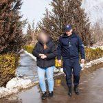 Молдаванку, обвиняемую в торговле людьми, экстрадировали из Румынии (ФОТО, ВИДЕО)