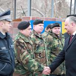 Президент присвоил Третьей мотострелковой бригаде «Дачия» орден «Верность Родине»