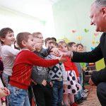 Президент совершает визит в Кагульский район