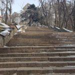 """Мунсовет Кишинева проконтролирует траты на ремонт лестницы в """"Валя Морилор"""""""