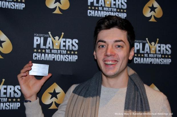 Молодой химик из Молдовы сорвал большой куш, победив в турнире по покеру