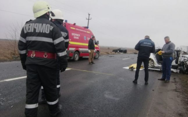 Молдаванин спровоцировал в Румынии ДТП с семью ранеными