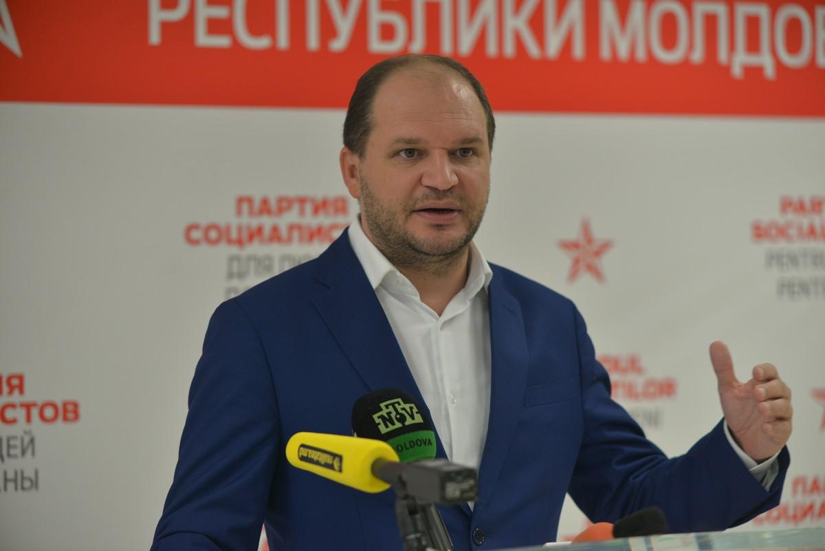 Ион Чебан рассказал, как собирается бороться с проблемой бродячих собак в Кишинёве (ВИДЕО)