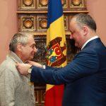 Президент вручил Юрию Хармелину Орден Республики за особые заслуги