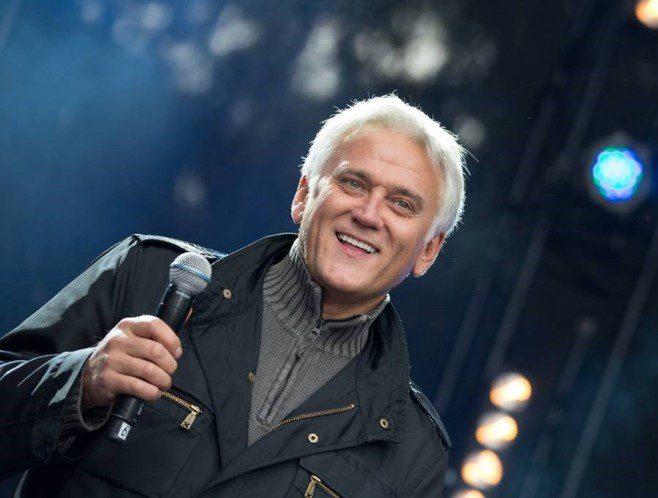 Под патронатом президента по случаю 23 февраля в Кишиневе пройдет концерт с участием Александра Маршала