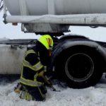 Оперативная сводка по стране: как обстоит ситуация в Молдове после снегопада к этому часу