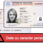 Публикация в соцсетях фотографий удостоверений личности наказуема в Молдове