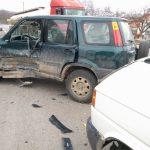 Серьезная авария в Кишиневе: один из водителей ранен