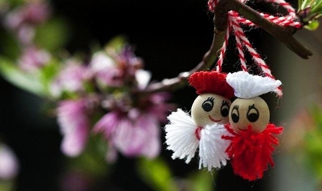 В преддверии весны весь Кишинёв запестрел мэрцишорами (ВИДЕО)