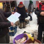 Рыбоохрана наказала четырех незаконопослушных рыбаков (ФОТО)