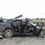 Жуткое ДТП в Приднестровье: грузовик столкнулся с легковушкой (ФОТО)