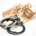 "Пообещал ""замять"" дело за 150 евро: полицейского задержали за взятку"