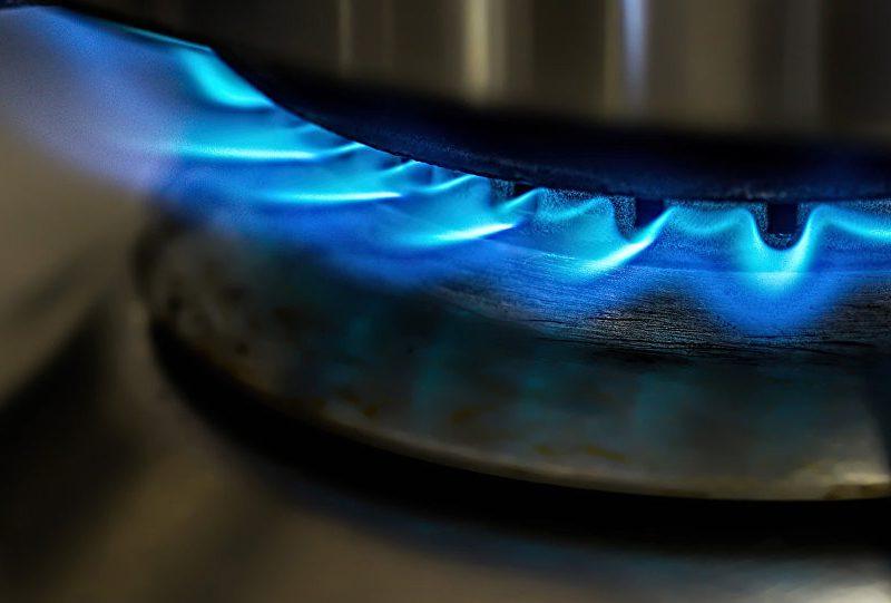 Уровень оплаты за потребление природного газа покрывает поставленный объем