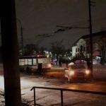 Второе ДТП за сутки с участием такси и троллейбуса произошло в столице