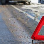 ДТП на Буюканах: столкнулись троллейбус и легковушка (ВИДЕО)