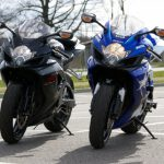 Украденные мотоциклы Suzuki и Honda грабители пытались продать в России (ВИДЕО)
