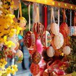 Во всех секторах Кишинева будут открыты пасхальные ярмарки
