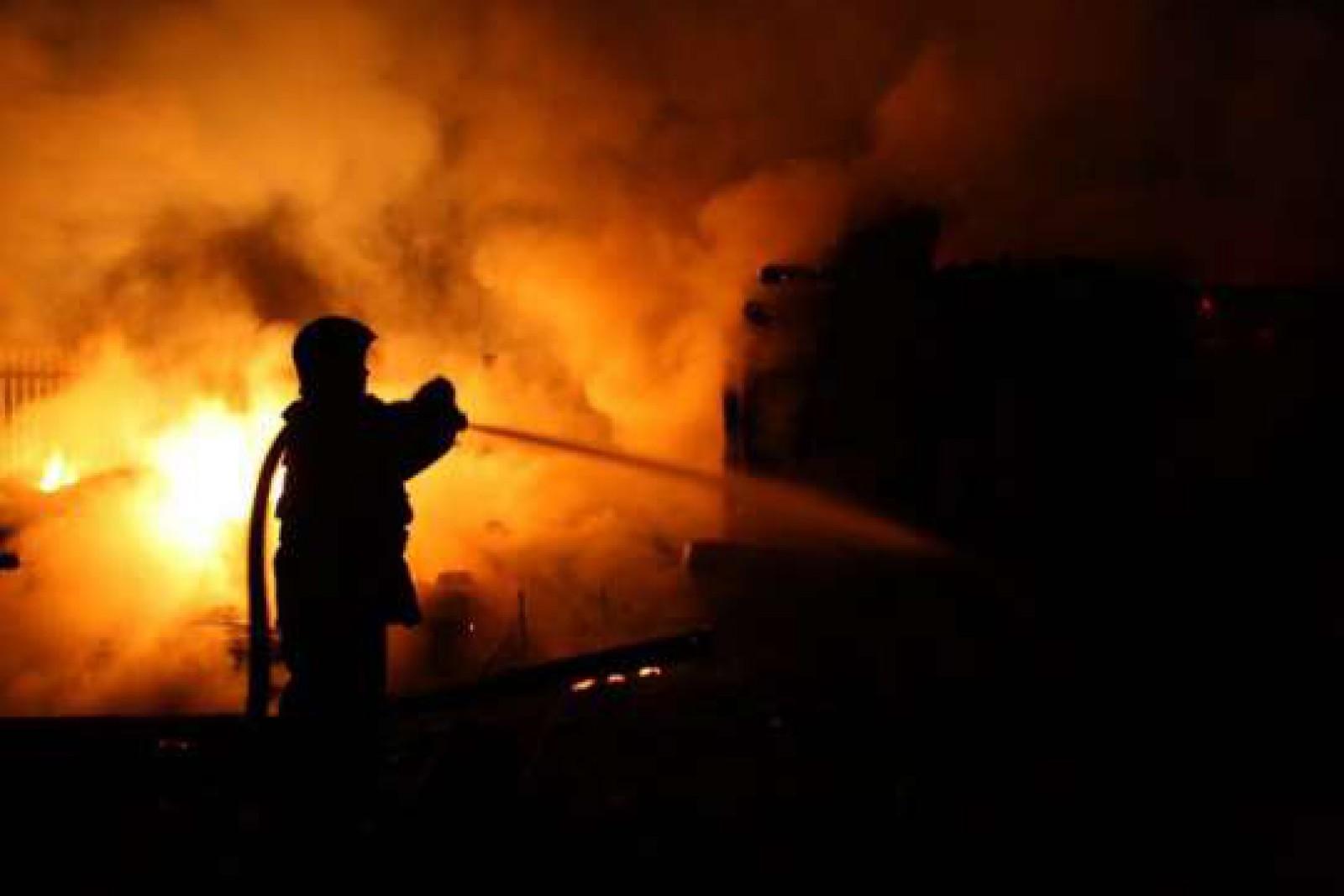 В Дубоссарах перегруженный тройник спровоцировал пожар в жилом доме
