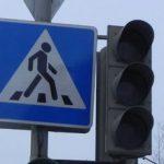 На оживленном перекрестке в столице не работает светофор