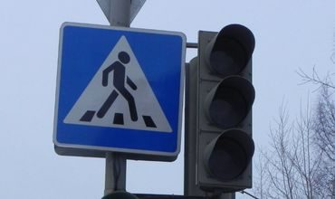 Еще один светофор на оживленном перекрестке в столице не будет работать до 17.00