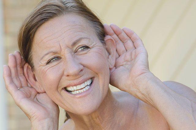 Вас не слышно! Как сохранить слух в зрелом возрасте