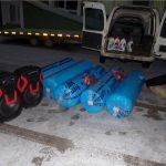 Молдаванин пытался ввезти в страну нелегальный товар на 14 тысяч леев (ФОТО)