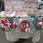 Продажа мэрцишоров, сувениров и садовых цветов в Кишинёве стартует с 11 февраля