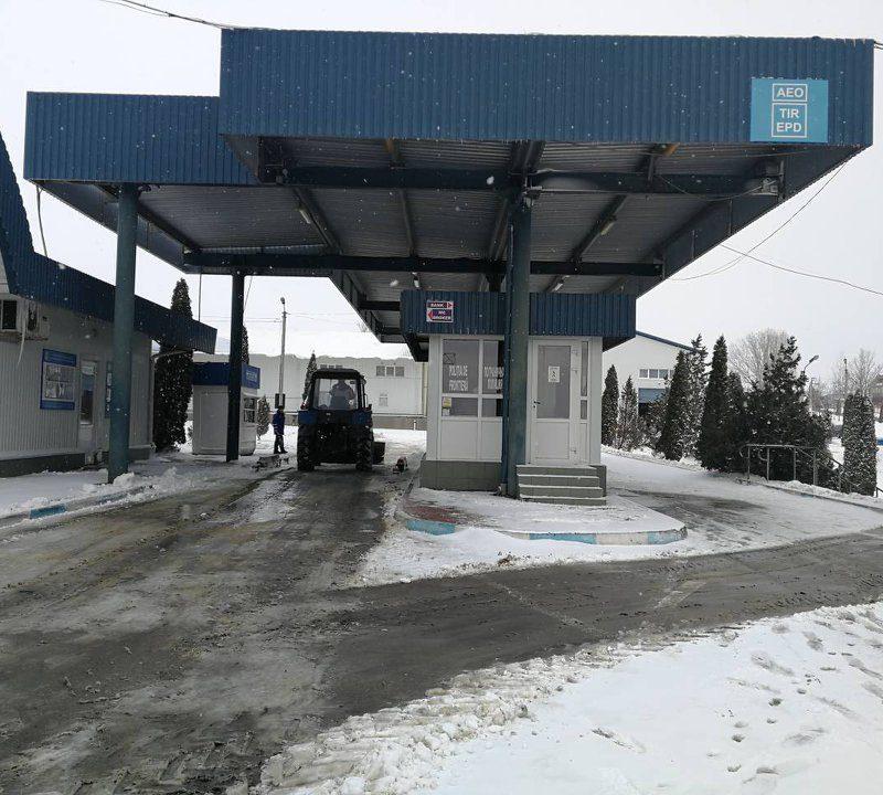 Пограничная полиция рассказала о текущей ситуации на КПП Молдовы (ФОТО)
