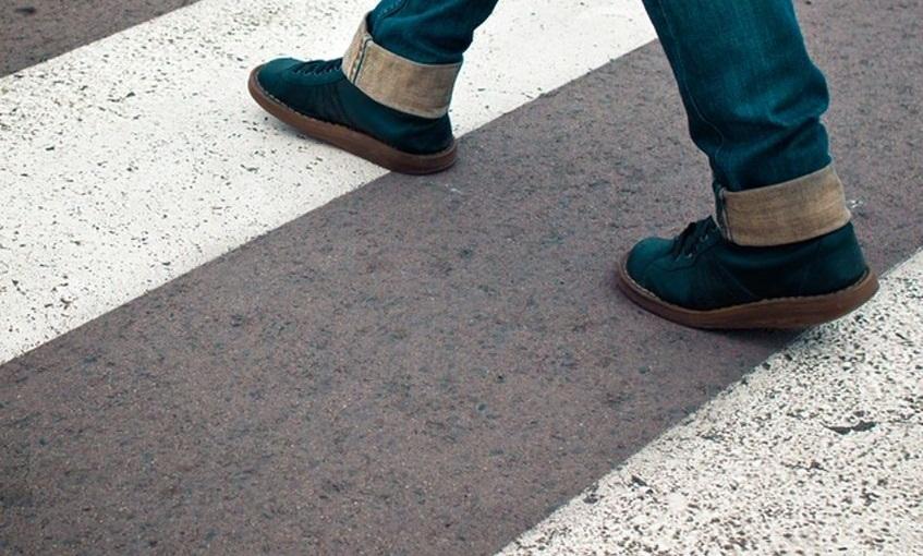 В Кишиневе ребенок был сбит на пешеходном переходе