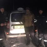В Страшенском районе пассажир избил таксиста и угнал его автомобиль (ФОТО)