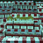 Контрабандисты пытались довезти из Молдовы в Испанию сигарет на миллион леев (ФОТО, ВИДЕО)