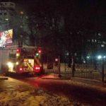 Стали известны подробности пожара в Экономической академии (ФОТО)