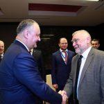 На форуме в Баку Игорь Додон провел множество плодотворных встреч (ФОТО)