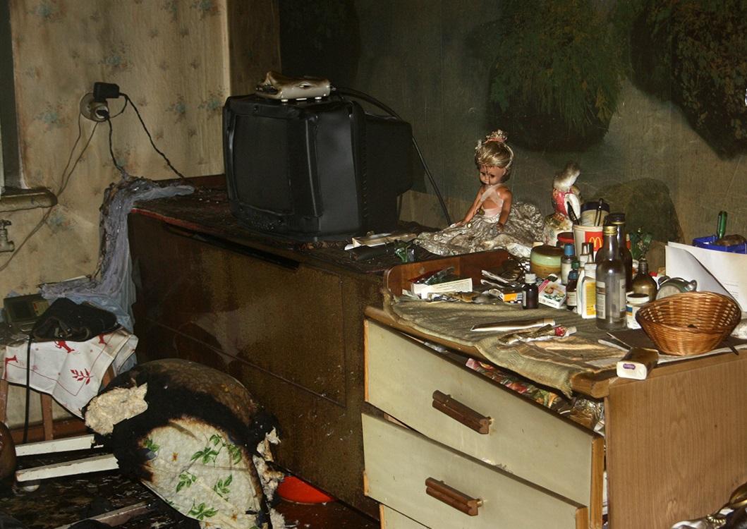В Тирасполе пенсионерка погибла при пожаре (ФОТО)