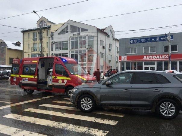 Молдаванин в Румынии сбил человека на пешеходном переходе
