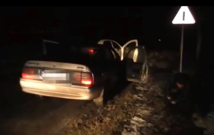 """Трое членов преступной группировки """"Макена"""" задержаны во время ограбления дома (ВИДЕО)"""