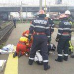 В Фалештах поезд сбил беременную женщину