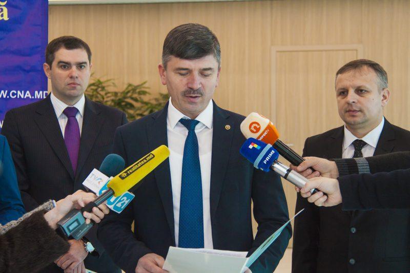 Замглавы НАЦ Вадим Кожокару подал в отставку